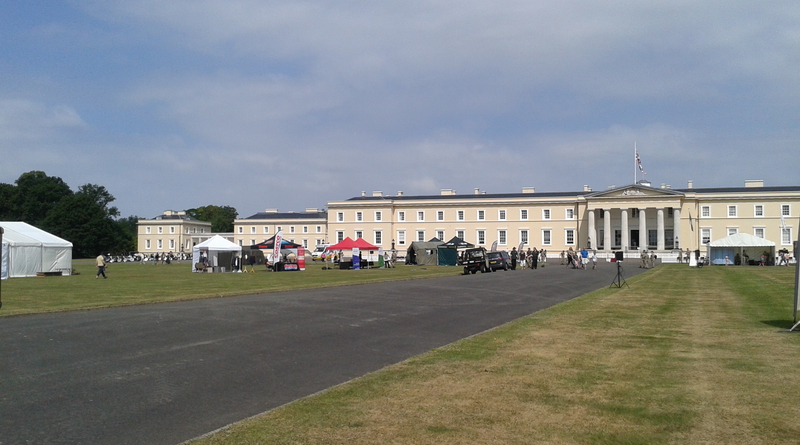 Ruby's at Sandhurst