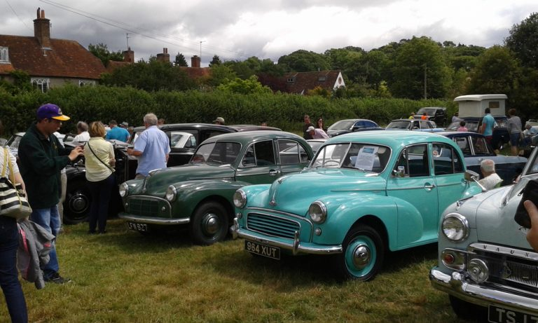 Yattendon Classic Vehicle Day