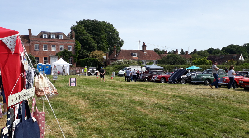 Yattendon Classic Vehicle Day 2018
