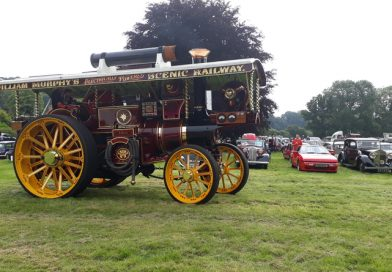 Yattendon Classic Vehicle Day 2019